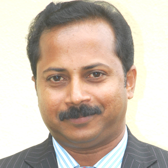 Mr. Biju Sebastian